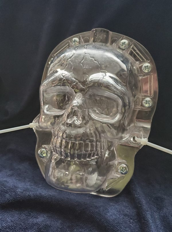 Skull Fruit Mold