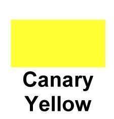 Sued Tex Rayon Fibers Canary Yellow