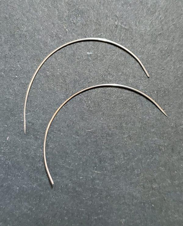 Curved Beading Needle