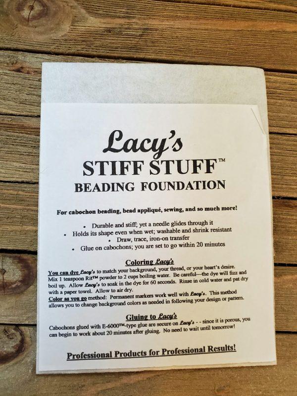 Lacy Stiff Stuff