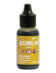 Tim Holtz Alcohol Ink Dijon