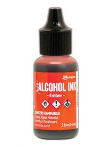Tim Holtz Alcohol Ink Ember