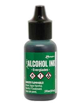 Tim Holtz Alcohol Ink Everglade