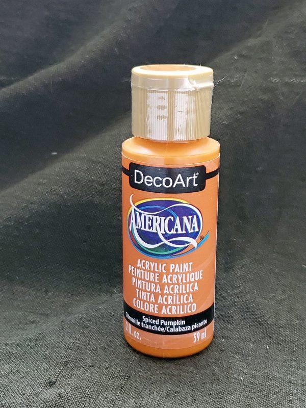 Spiced Pumpkin Decoart Americana