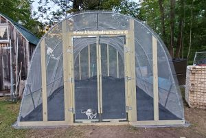 gourd drying cage