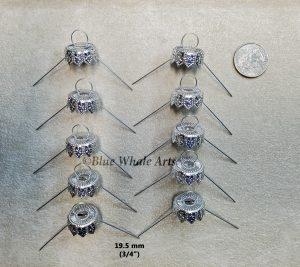 19.5 Silver 10 pc
