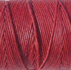 Country Red Crawford Irish Wax Linen